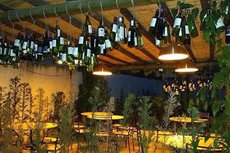 Restaurante Italiano com Colinarias Italianas